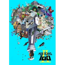 Моб Психо 100 / Mob Psycho 100 Second Season (2 сезон)